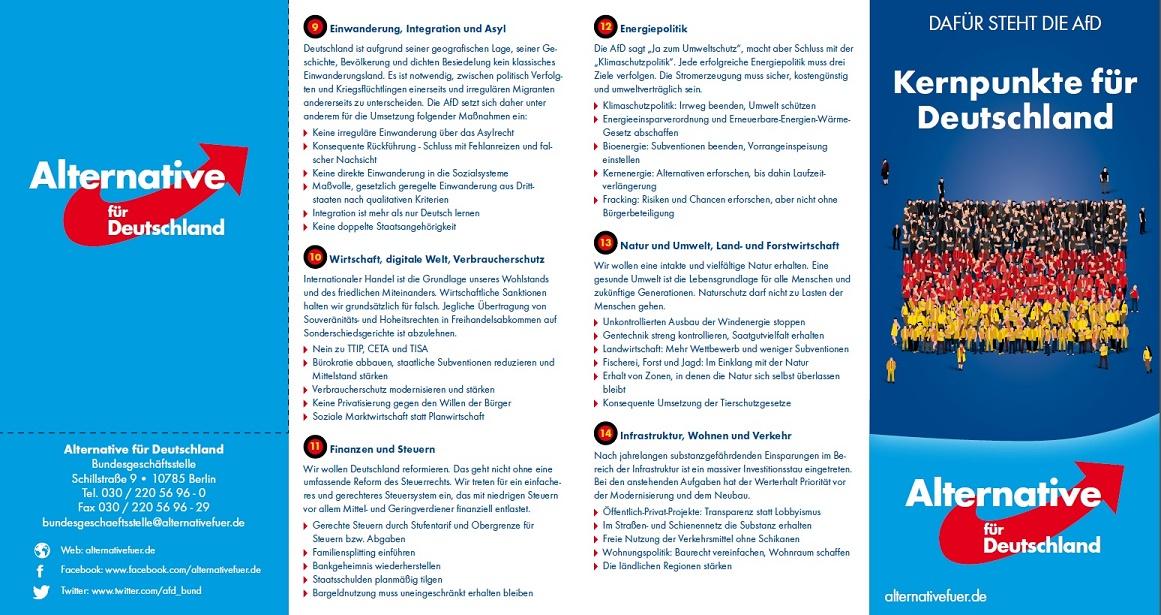 8. Informationsveranstaltung im Landkreis