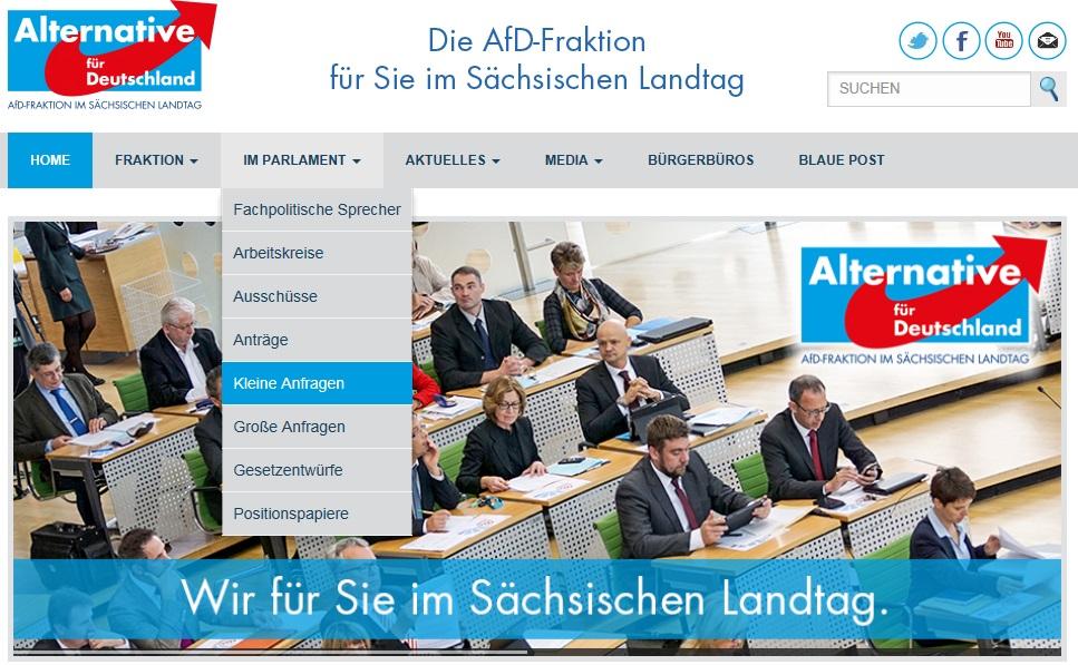 Opposition im Landtag