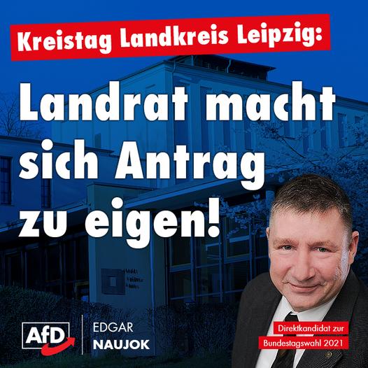 CDU- Landrat macht sich den Antrag der Kreistagsfraktion Bündnis 90 / Die Grünen zu eigen!