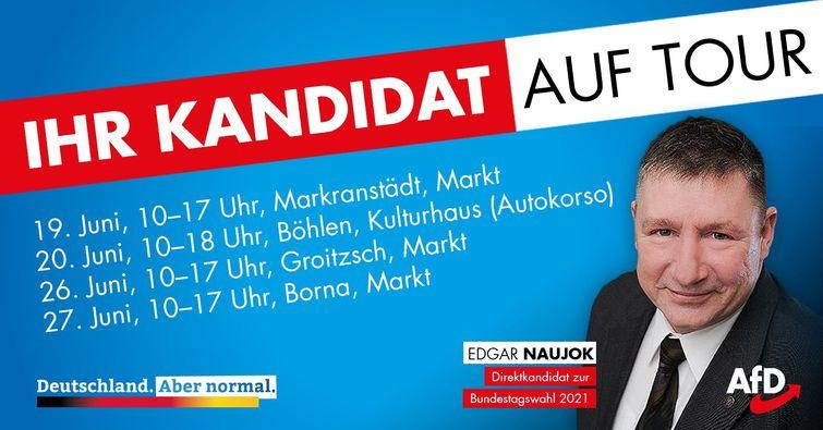 Wahlkampftour