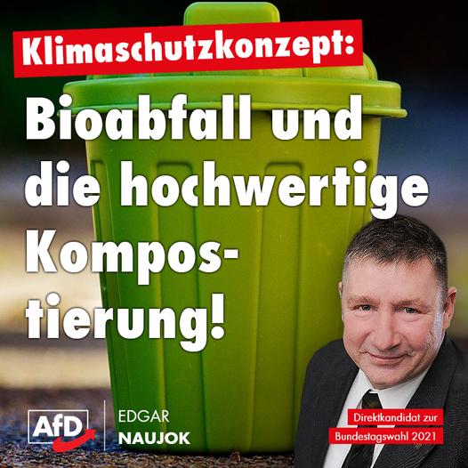 Bioabfall und die hochwertige Kompostierung!