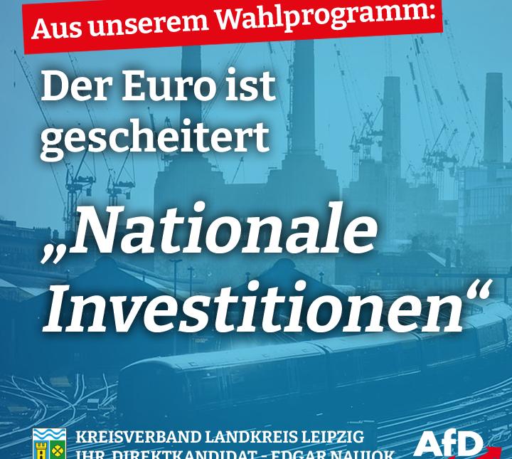 Nationale Investitionen