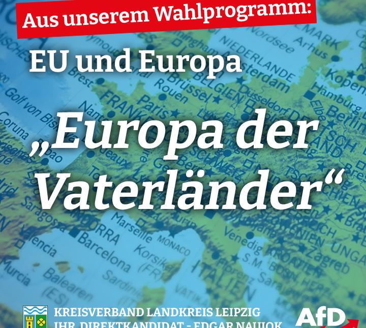 EU und Europa