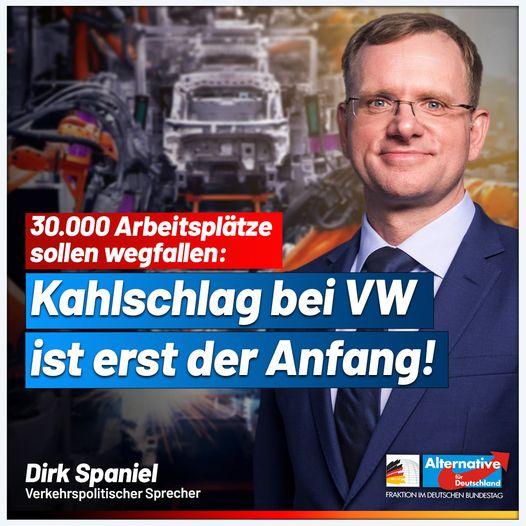 Arbeitsplatz-Kahlschlag bei Volkswagen erst der Anfang!